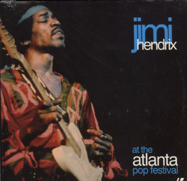 Jimi Hendrix At The Atlanta Pop Festival (STILL SEALED)