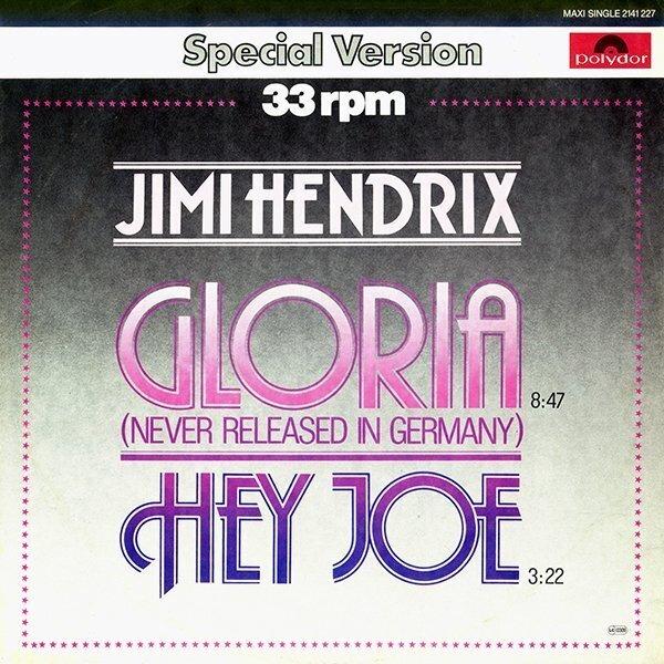 Jimi Hendrix Gloria