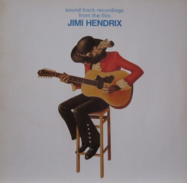 jimi hendrix sound track recordings from the film 'jimi hendrix'