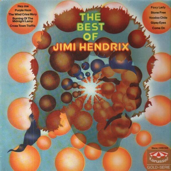 #<Artist:0x00007f418d713b28> - The Best Of Jimi Hendrix