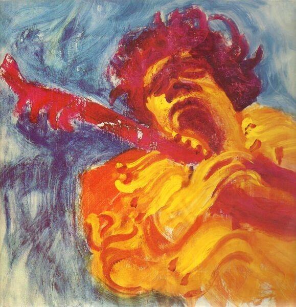 #<Artist:0x007f8237825fd0> - The Jimi Hendrix Concerts