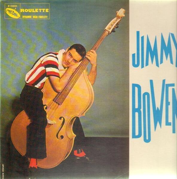 #<Artist:0x007f44824ae660> - Jimmy bowen, Same