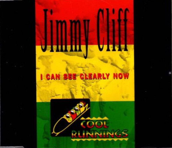 JIMMY CLIFF - I Can See Clearly Now ('Cool runnings') - CD single