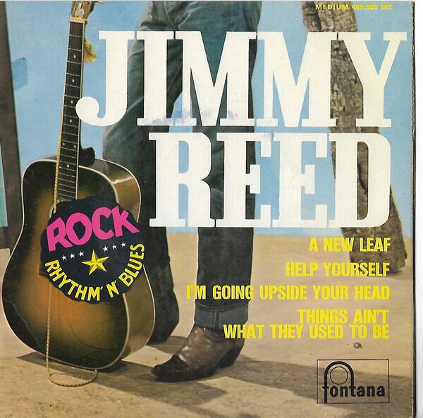 JIMMY REED - A New Leaf - 7inch x 1