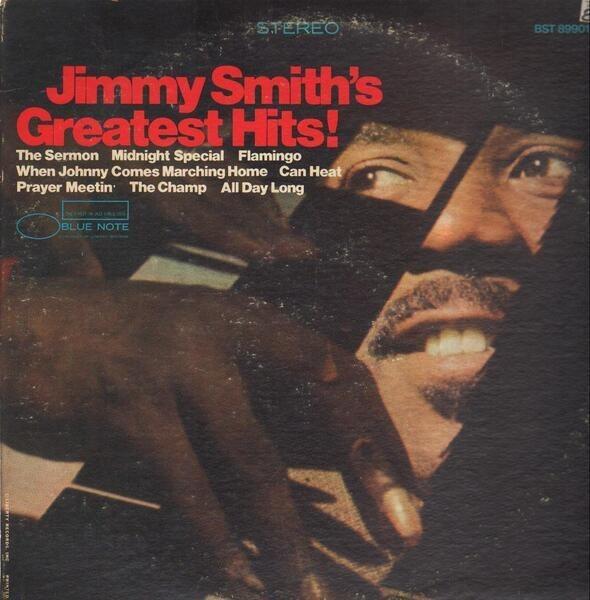 #<Artist:0x00007f651edb5008> - Jimmy Smith's Greatest Hits!