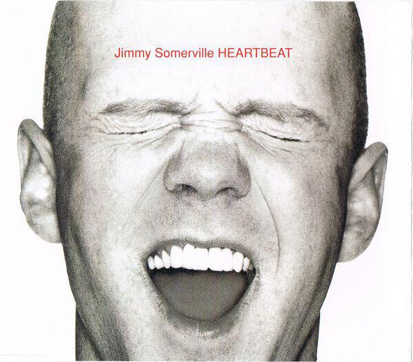 JIMMY SOMERVILLE - Heartbeat - CD single
