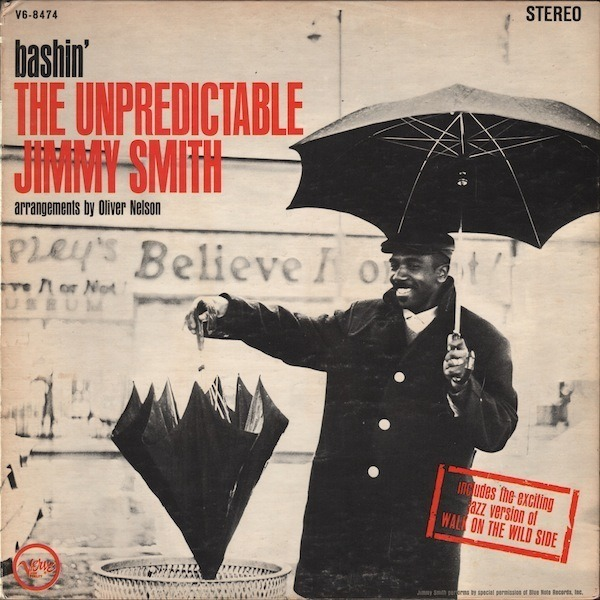 #<Artist:0x007f757b9f2f20> - Bashin' - The Unpredictable Jimmy Smith
