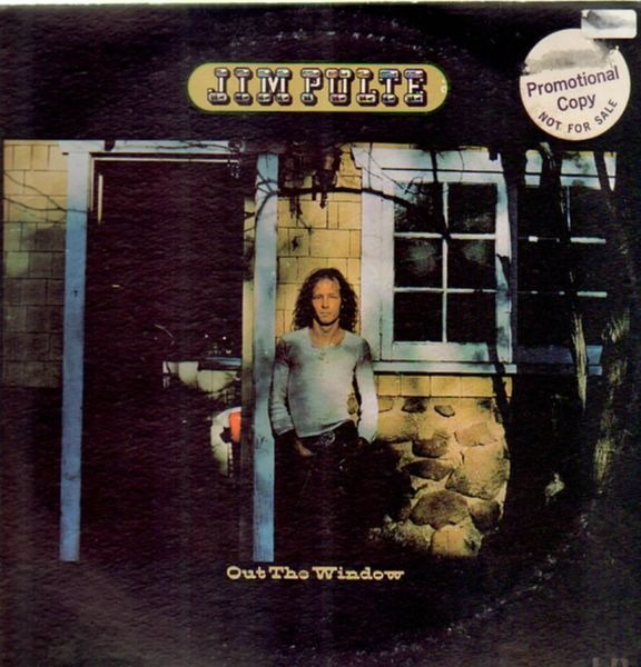 JIM PULTE - Out The Window - LP