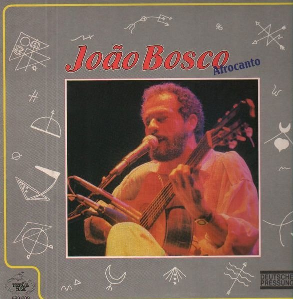JOÃO BOSCO - Afrocanto - 33T