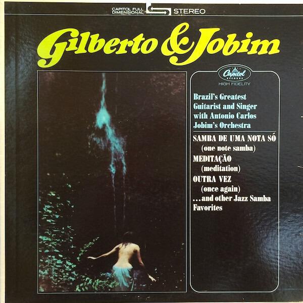 #<Artist:0x007f35b9c21b40> - Gilberto & Jobim