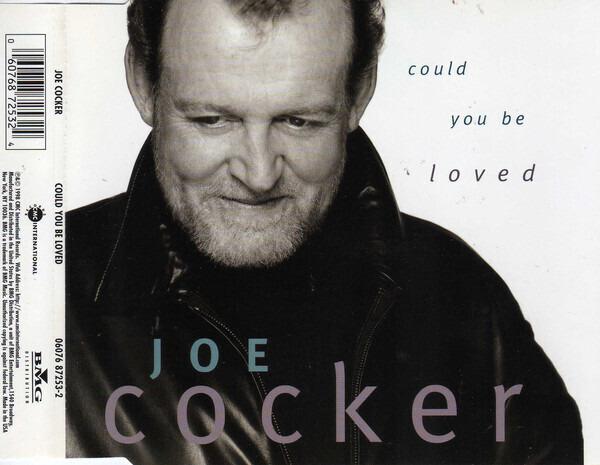 JOE COCKER - Could You Be Loved - CD single