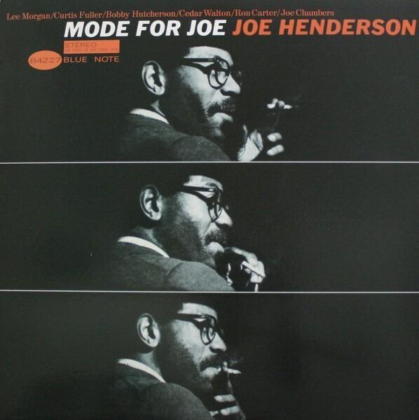Joe Henderson Mode For Joe