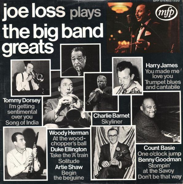 #<Artist:0x007f2768455a10> - Joe Loss Plays The Big Band Greats