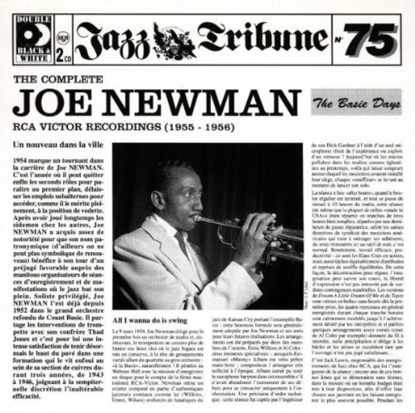 "#<Artist:0x00000000085a30e0> - The Complete Joe Newman RCA Victor Recordings (1955-1956) ""The Basie Days"""