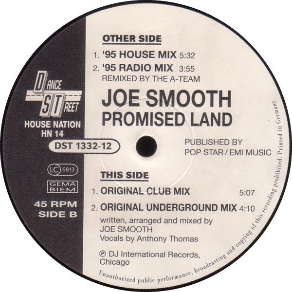 joe smooth promised land