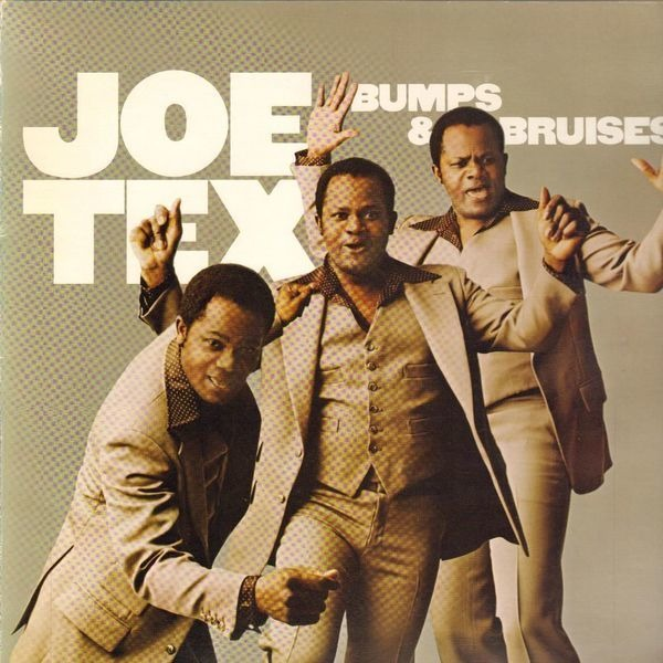 JOE TEX - Bumps & Bruises - LP