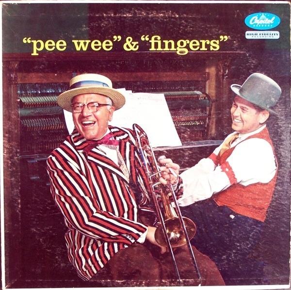 #<Artist:0x00007fcea7d5bcb8> - 'Pee Wee' & 'Fingers'