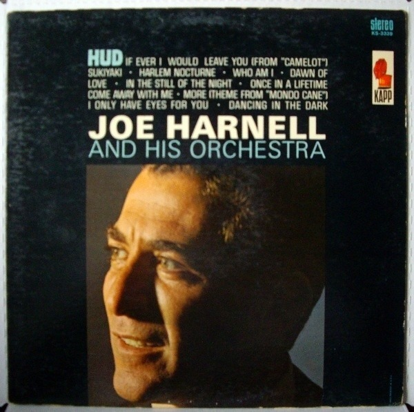 Joe Harnell And His Orchestra Play