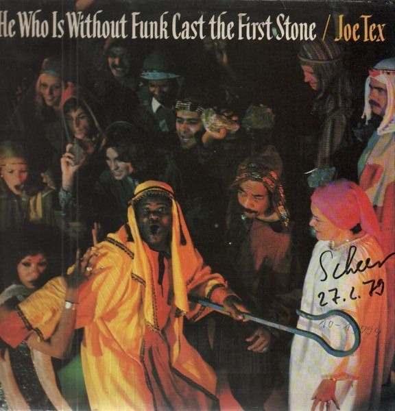 #<Artist:0x007f2783214470> - He Who Is Without Funk Cast the First Stone