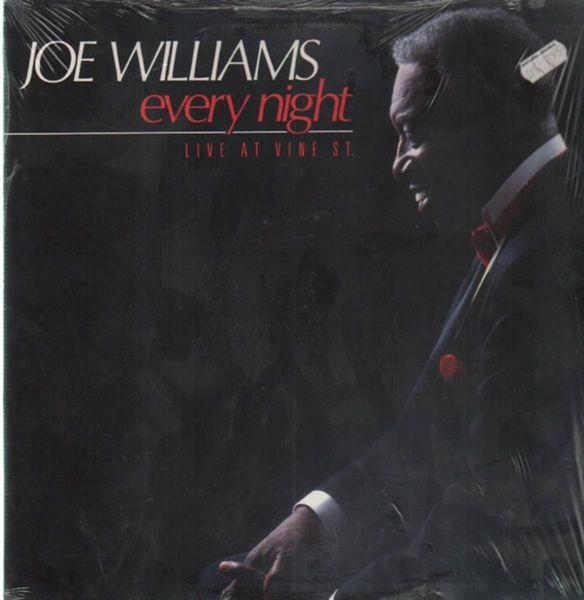 Joe Williams - Every Night - Recorded Live On Vine St. (still Sealed)