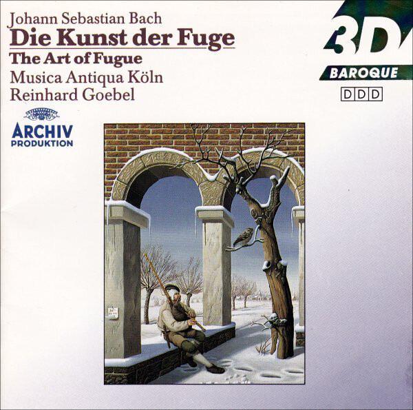 #<Artist:0x00007fce6df56340> - Die Kunst der Fuge