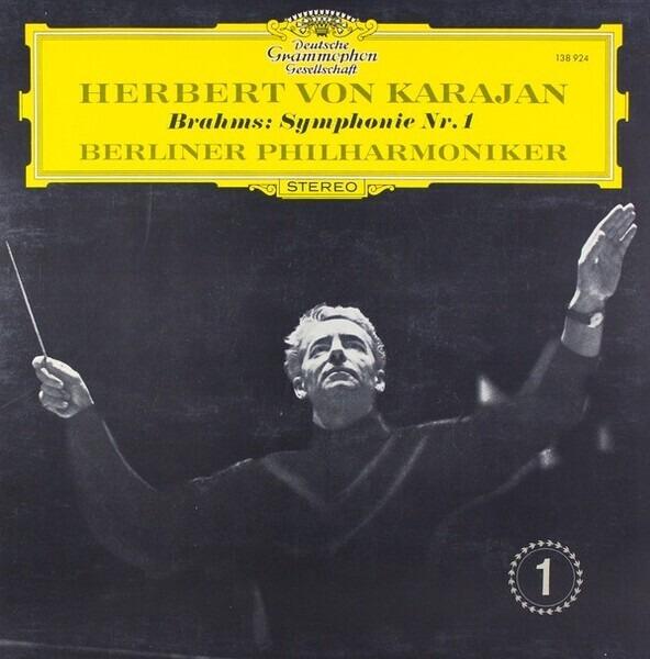 #<Artist:0x007f7032f3e900> - Symphonie Nr. 1 c-moll op. 68