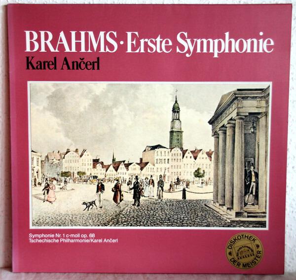 #<Artist:0x007f757382de40> - Symphonie Nr. 1 c-moll op. 68