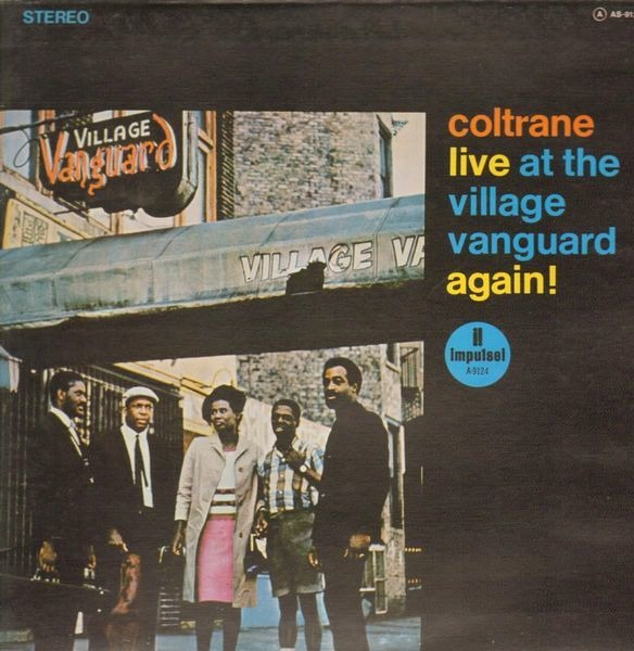 #<Artist:0x007f9f02a30950> - Live at the Village Vanguard Again!