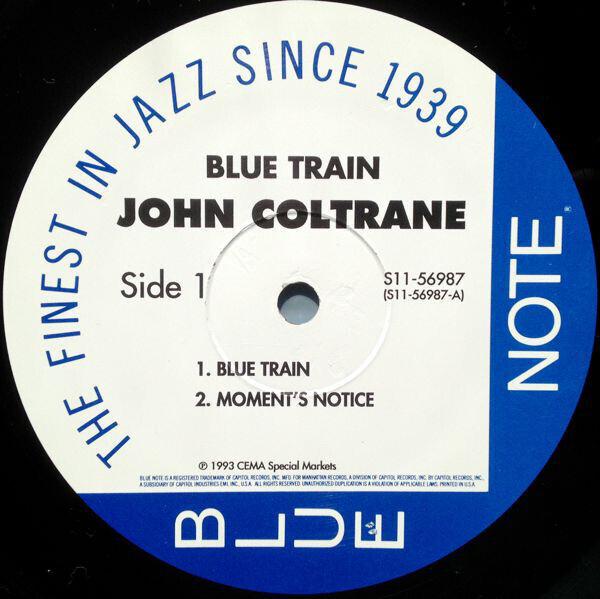 #<Artist:0x007f8184670428> - Blue Train
