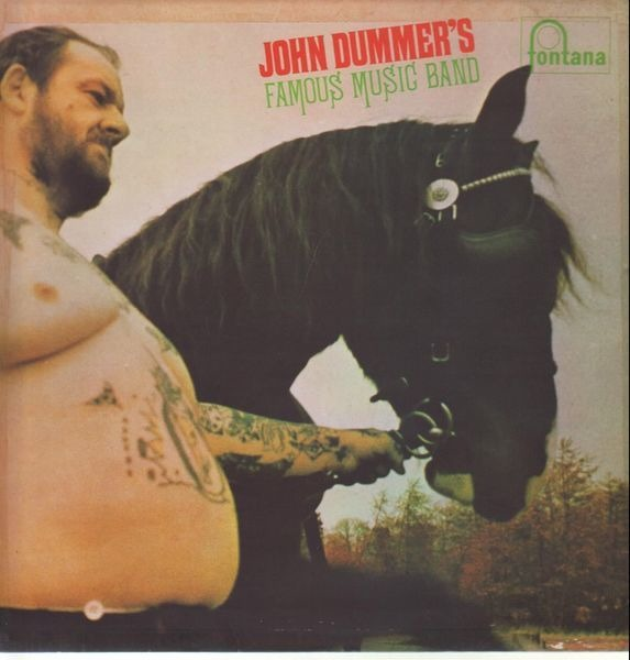 john dummer john dummer's famous music band (original 1st uk)