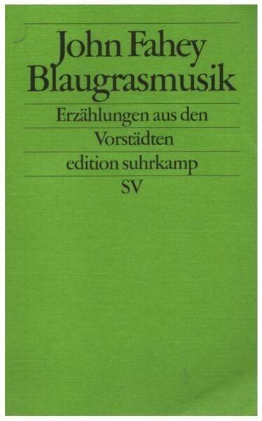 #<Artist:0x00007fd88be65be8> - Blaugrasmusik: Erzählungen aus den Vorstädten