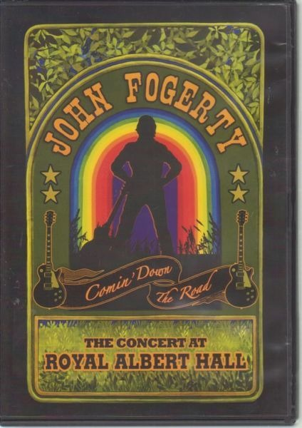 #<Artist:0x00007fcea60400c0> - Comin' Down The Road The Concert At The Royal Albert Hall