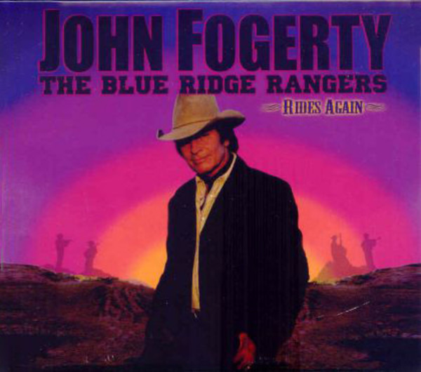 #<Artist:0x00007fcea5077558> - The Blue Ridge Rangers Rides Again