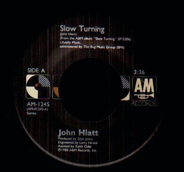 John hiatt slow turning video