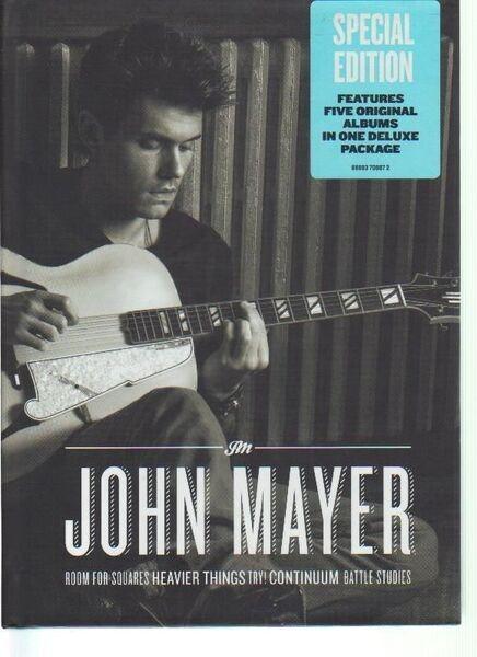 #<Artist:0x00007fd90102c088> - John Mayer