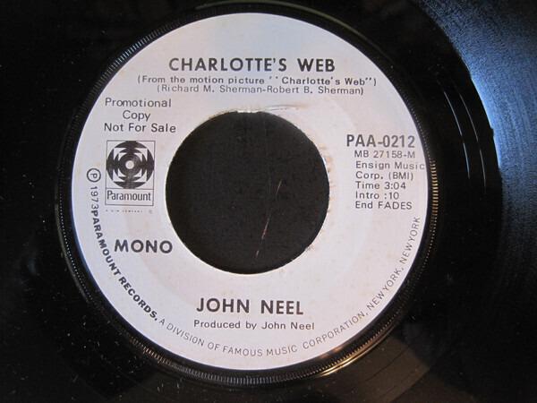John Neel - Charlotte's Web