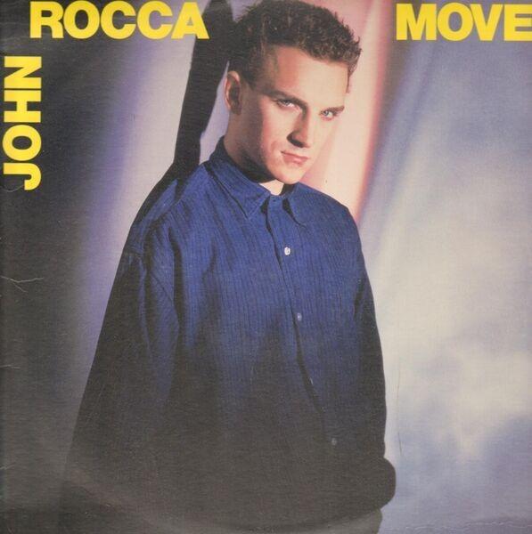JOHN ROCCA - Move - 12 inch x 1