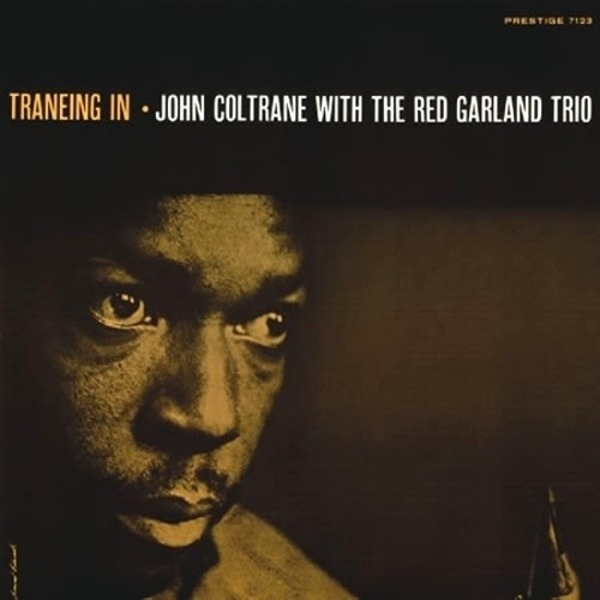 Lp John Coltrane With The Red Garland Trio Traneing In