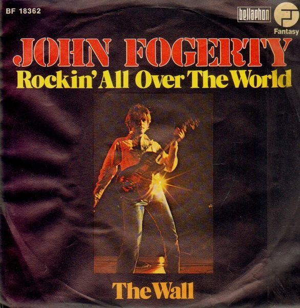 #<Artist:0x007faf2f57c480> - Rockin' All Over The World / The Wall