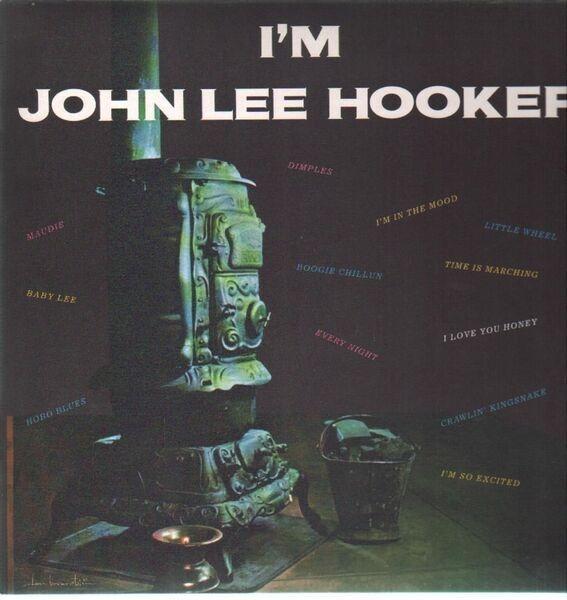 #<Artist:0x007f822ed86d48> - I'm John Lee Hooker