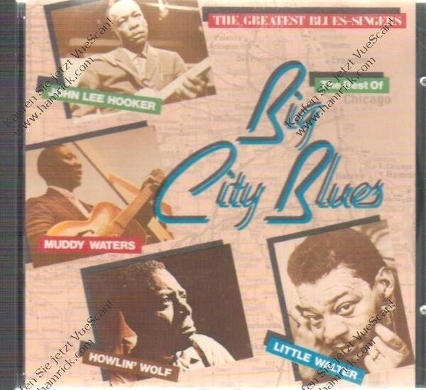 #<Artist:0x007fa7db17cea8> - The best of Big City Blues