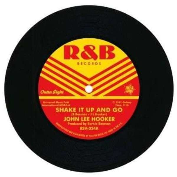 #<Artist:0x007f9f0367ac88> - Shake It Up And Go/Twistin' At The Pit