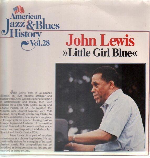 #<Artist:0x00007f387b8c7bb0> - Little Girl Blue / I Grandi Del Jazz