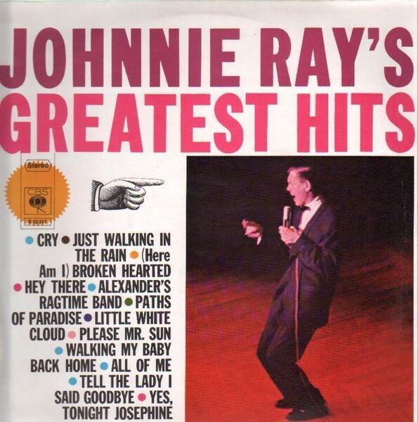 #<Artist:0x0000000008d82e28> - Johnnie Ray s Greatest Hits