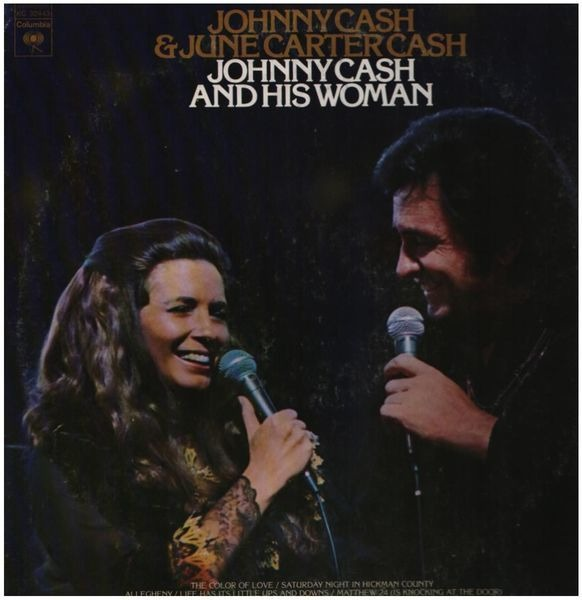 #<Artist:0x00007fd8e218b768> - Johnny Cash and His Woman
