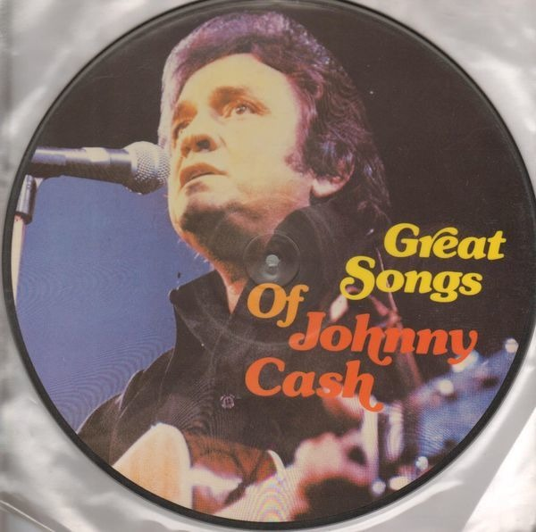 #<Artist:0x007f0187fb5268> - Great Songs Of Johnny Cash