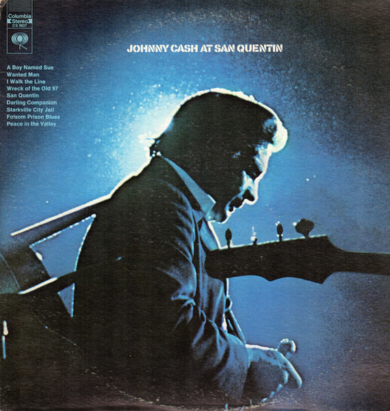 #<Artist:0x00007f8135dc6d48> - Johnny Cash at San Quentin