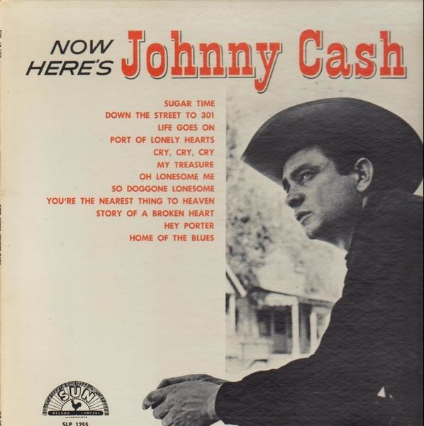 #<Artist:0x007fafca6b7e58> - Now Here's Johnny Cash