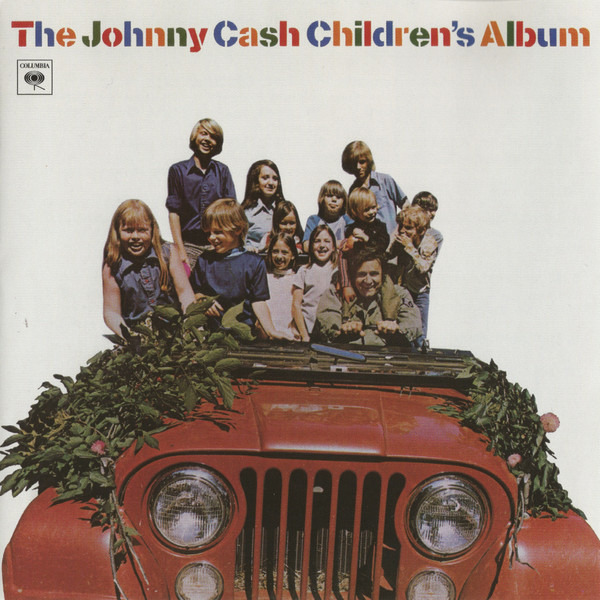 #<Artist:0x00007fc7f11322f0> - The Johnny Cash Children's Album