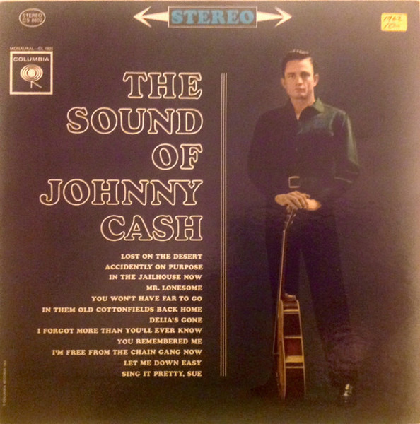 #<Artist:0x00000005b4a118> - The Sound of Johnny Cash